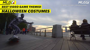 the best halloween themed video game costumes youtube