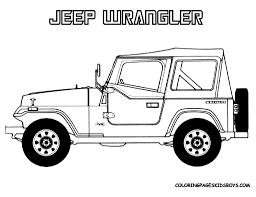 cartoon jeep cherokee co co coloring pics of cars