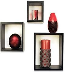 wall shelves pepperfry buy nilkamal cuba wall shelf online contemporary wall shelves