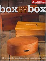 Popular Woodworking Magazine Reviews by Box By Box Popular Woodworking Jim Stack 0035313707254 Amazon