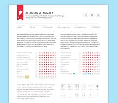 Resume Samples For Designers by 40 Best Free Resume Templates 2017 Psd Ai Doc
