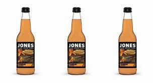 jones soda brings back pumpkin pie soda brand