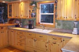 Discount Hickory Kitchen Cabinets Pine Kitchen Cabinets Cheap Tehranway Decoration