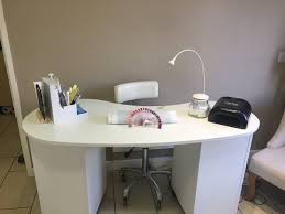 Nail Tech Desk by Kelly Cooper Hair Kcoops29 Twitter