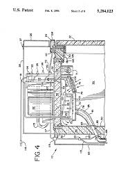 jeep suspension diagram patent us5284023 reach in cooler with window google patents