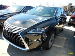 lexus rx black interior 2017 caviar lexus rx 350 awd 119385033 gtcarlot com car color