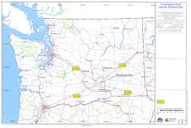 Washington State Road Map by Wa State Map Jpg