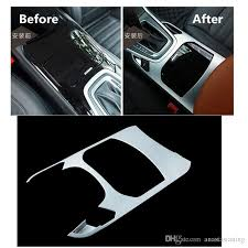 ford edge accessories 2017 car abs interior cup holder gear box styling accessories for