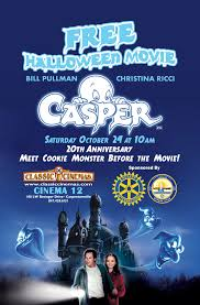 free halloween movie rotary club of carpentersville morning
