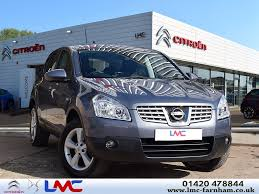 used nissan qashqai 2009 for sale motors co uk