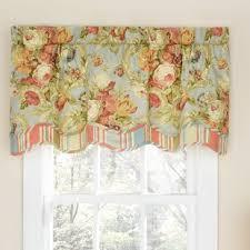 waverly valances u0026 kitchen curtains you u0027ll love wayfair