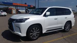lexus lx price in kuwait lexus luxury on the 2017 lx 570 on road and off washington times