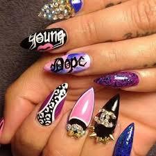 best acrylic nail salon in orange county glamour nail salon