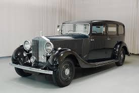 vintage rolls royce 1936 rolls royce phantom iii limousine hyman ltd classic cars