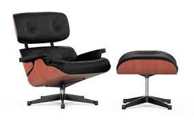 Armchair Ottoman Set Vitra Lounge Chair U0026 Ottoman By Charles U0026 Ray Eames 1956