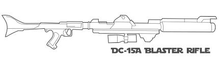dc 15a blaster rifle by bcmatsuyama on deviantart
