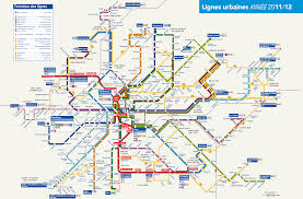 Barcelona Subway Map by France Mapa Metro