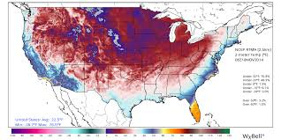 United States Temp Map by Map Shows When Summer Heat Peaks In Your Town Climate Central