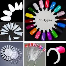 online buy wholesale types of artificial nails from china types of