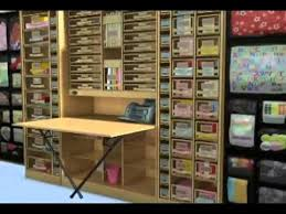 Armoire Office Desk Clickhere2shop Workbox Scrapbooking And Office Desk Armoire
