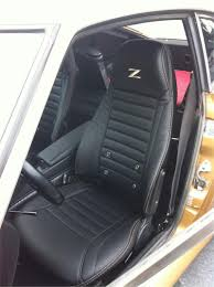 1974 nissan 260z seat upholstery 1974 datsun 260z seat cover front