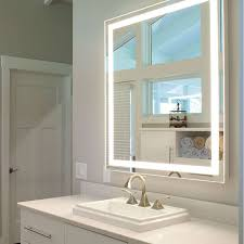 integrity lighted mirror int by electric mirror yliving