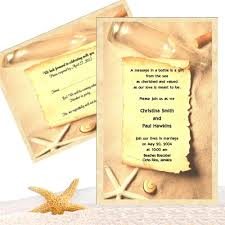 theme invitations in a bottle theme paper invitations response cards