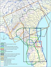 Map Of Northeast Florida by North Florida Southeast Georgia Nfseg Regional Groundwater Flow