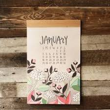 design wall calendar 2015 2014 wall calendar art print wall calendar walls printing and etsy
