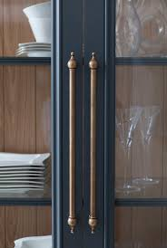 best 25 brass cabinet hardware ideas on pinterest gold kitchen love this color and hardware still thinking of a living room cabinet someday