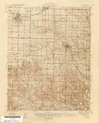 Map Missouri Missouri Historical Topographic Maps Perry Castañeda Map