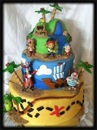jake and the neverland pirates cake noach pinterest cake