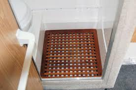 teak shower flooring with stylish decoteak grate teak spa shower