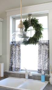 Curtains Over Blinds Best 25 Short Window Curtains Ideas On Pinterest Small Window