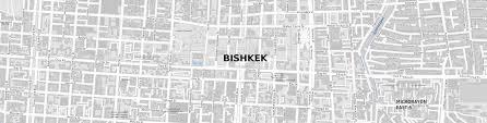 Bishkek Map Download Map Bishkek