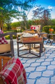 Best Outdoor Rug For Deck The Best Summer Diy Trend Is To Paint Your Own Rug