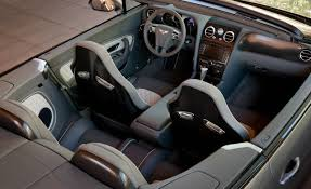bentley gtc interior bentley continental supersports convertible interior gallery