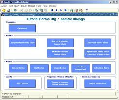 tutorial oracle stored procedure oracle forms 10g demos tips and techniques