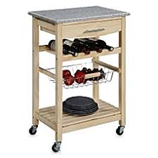 rolling island for kitchen kitchen carts portable kitchen islands bed bath beyond