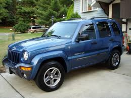 2004 Jeep Liberty Specs And Photos Strongauto