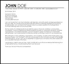 free internship cover letter templates coverletternow