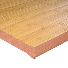 tapis de cuisine grande taille tapis de cuisine grande taille grand tapis bambou naturel tapis