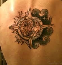 79 classic moon tattoo designs