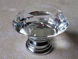 Crystal Cabinet Hardware Kitchen Wonderful Crystal Cabinet Knobs Pulls Within And Popular