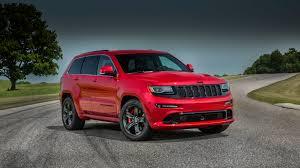 jeep grand srt 2015 jeep grand srt gets power increase minor tweaks for 2015