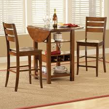 small drop leaf kitchen table and chairs drop leaf round dining