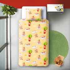 baby balloon 2 100 cotton cot crib set duvet cover u0026 pillow
