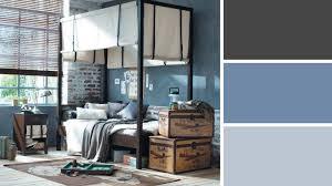 chambre bleue quel linge de lit dans une chambre bleue