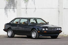 maserati biturbo sedan 1984 maserati biturbo for sale 2019056 hemmings motor news