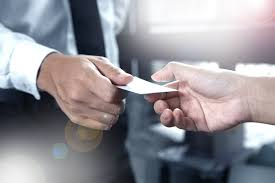 Budget Business Cards Thou Shalt Not Go Budget 10 Commandments Of Business Card Design